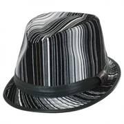 Soho Fabric Fedora Hat