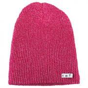 Daily Sparkle Knit Beanie Hat