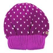 Kids' Powder Princess Knit Acrylic Beanie Hat