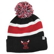 Chicago Bulls NBA Breakaway Knit Beanie Hat
