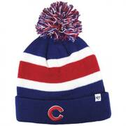 Chicago Cubs MLB Breakway Knit Beanie Hat