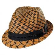 Bodi Panama Straw Fedora Hat