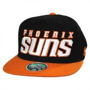 Phoenix Suns NBA adidas On-Court Snapback Baseball Cap