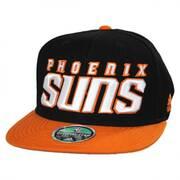 Phoenix Suns NBA adidas On-Court Snapback Baseball Cap
