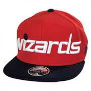 Washington Wizards NBA adidas On-Court Snapback Baseball Cap