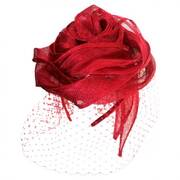 Swirl Fascinator Headband