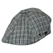 Plaid Rayon Blend Flexfit 504 Ivy Cap