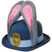 Zootopia Judy Hopps Bowler Hat with Ears