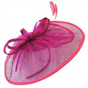 Clubhouse Fascinator Headband