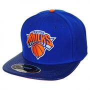 New York Knicks NBA Gator Embossed Bill Baseball Cap