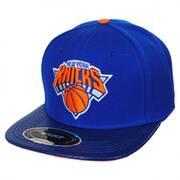 New York Knicks NBA Gator Embossed Bill Baseball Cap