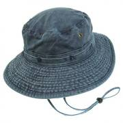 VHS Cotton Booney Hat - Navy Blue