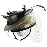 Esmeralda Fascinator Headband