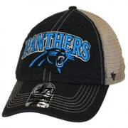 Carolina Panthers NFL Tuscaloosa Mesh Fitted Baseball Cap