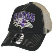 Baltimore Ravens NFL Tuscaloosa Mesh Fitted Baseball Cap