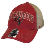 Tampa Bay Buccaneers NFL Tuscaloosa Mesh Fitted Baseball Cap