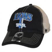 Detroit Lions NFL Tuscaloosa Mesh Fitted Baseball Cap