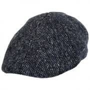 Donegal Tweed Marl Duckbill Ivy Cap