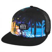 City Trucker Snapback Baseball Cap