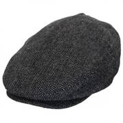 Dartmoor Herringbone Wool Ivy Cap