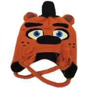 Freddy Peruvian Knit Beanie Hat