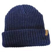 Moscow Knit Acrylic Beanie Hat