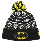 DC Comics Batman Sweater Knit Beanie Hat