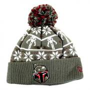 Star Wars Boba Fett Sweater Knit Beanie Hat