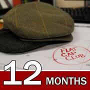 CANADA 12 Month Flat Cap Club Gift Subscription