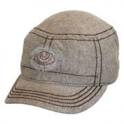 Chakra Cotton Cadet Cap