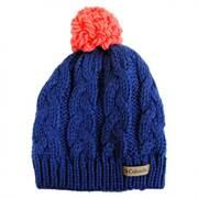 Kids' In-Bound Pom Acrylic Beanie Hat