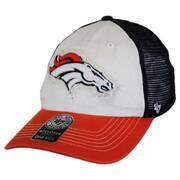 Denver Broncos NFL Closer Mesh Baseball Cap
