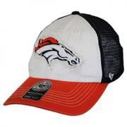 Denver Broncos NFL Closer Mesh Baseball Cap