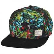 Miami Vice Flat Bill Snapback Baseball Cap