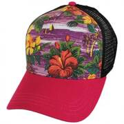 Cape Coral Trucker Snapback Baseball Cap