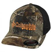 PHG Realtree AP Camo Mesh Flexfit Fitted Baseball Cap