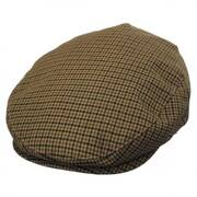 Hooligan Houndstooth Plaid Ivy Cap
