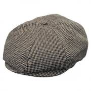 Brood Tweed Wool Blend Newsboy Cap