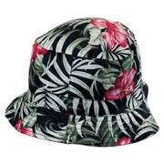 Hibiscus Cotton Bucket Hat