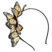 Monarch Butterfly Headband
