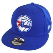 Philadelphia 76ers NBA On Court Snapback Baseball Cap