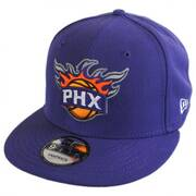 Phoenix Suns NBA On Court Snapback Baseball Cap