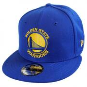 Golden State Warriors NBA On Court Snapback Baseball Cap