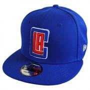 Los Angeles Clippers NBA On Court Snapback Baseball Cap