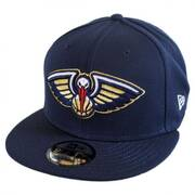 New Orleans Pelicans NBA On Court Snapback Baseball Cap