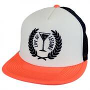 Leisure Mesh Trucker Snapback Baseball Cap