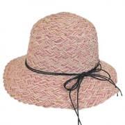 Twisted Braid Sun Hat