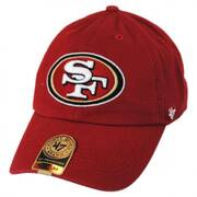 San Francisco 49ers NFL Franchise Fitted Baseball Cap