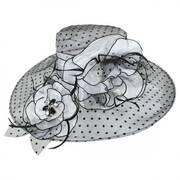 Alyssa Edwards Boater Hat