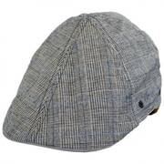 Flexfit Prince Plaid Cotton Duckbill Ivy Cap